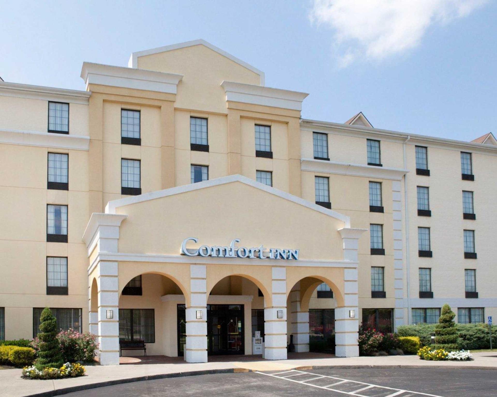 Price Comfort Inn Oak Ridge - Knoxville