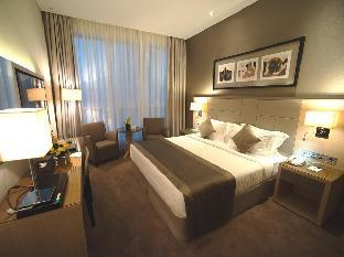 Фото отеля TRYP by Wyndham Abu Dhabi City Centre