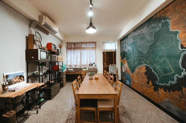 1995 Hostel Kinmen