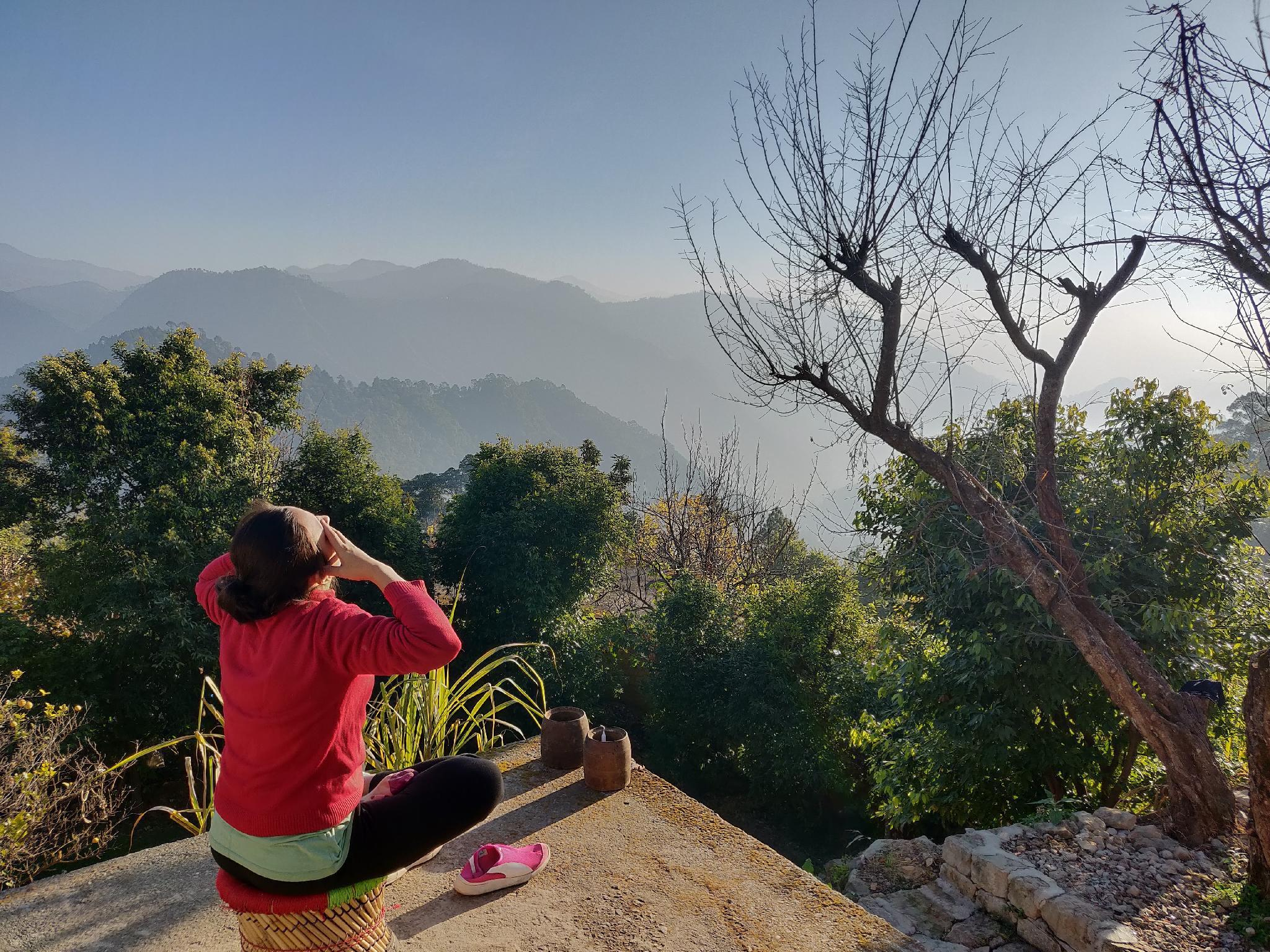 Vista Stays  Forest Homestay With Amazing Views.