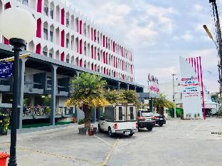 Eco Inn Lite Ubon Ratchathani อีโค อินน์ ไลต์ อุบลราชธานี