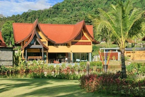Villa Bua 2bedrooms SeaFront Villa  Krabi