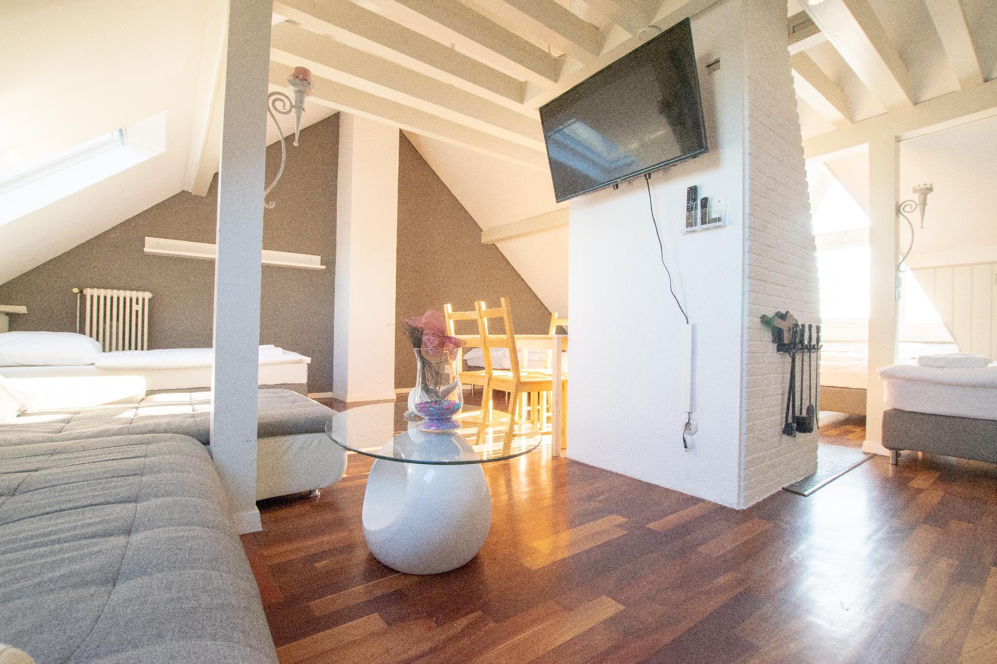 Tolstov Hotels 3 Room Maisonette In Lovely House