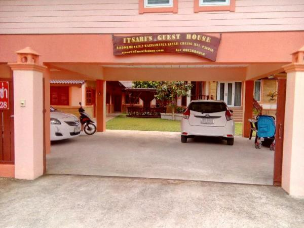 Itsaris Guest House accommodating 9 guests Chiang Mai
