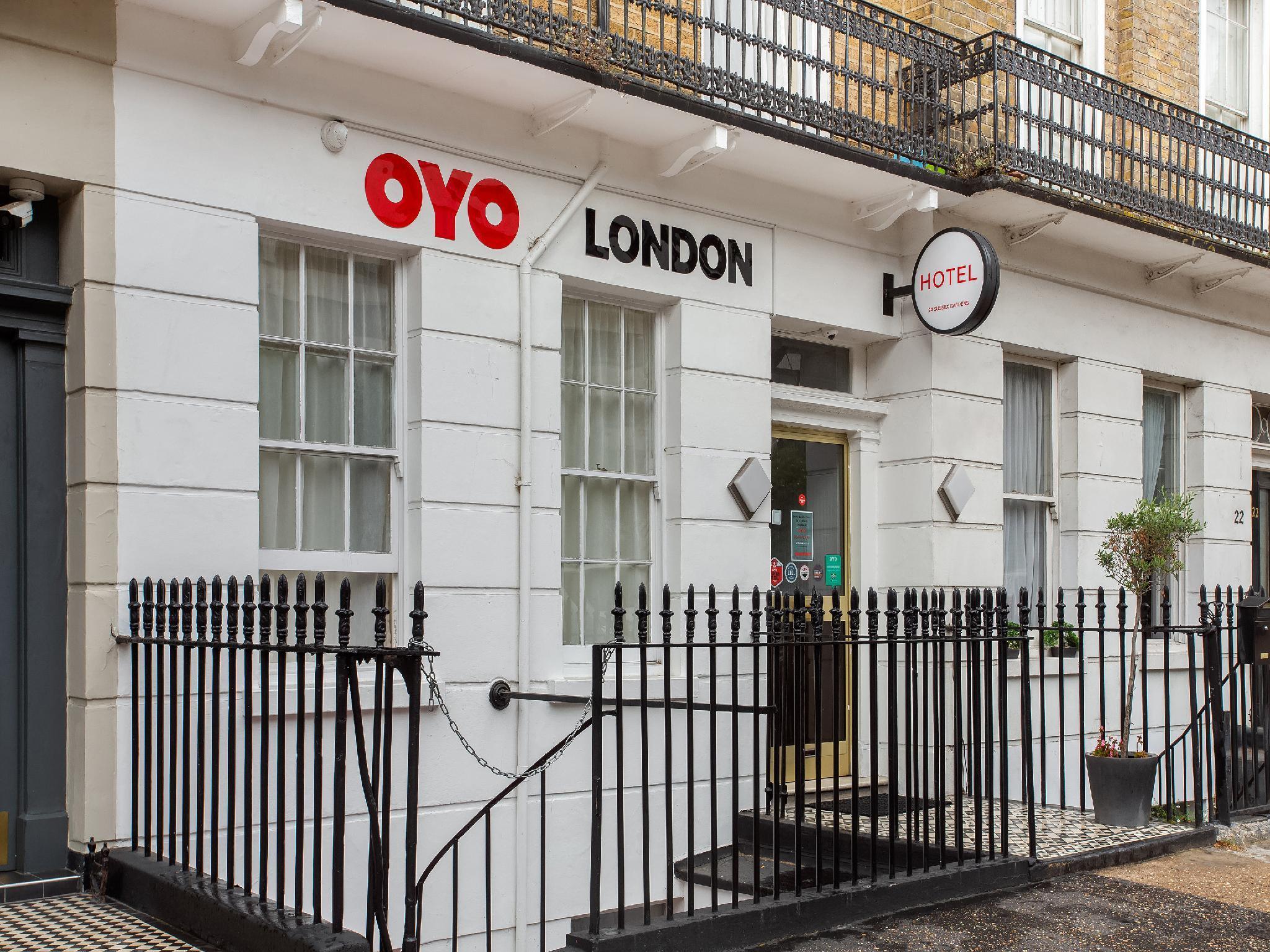 OYO London 24 Sussex