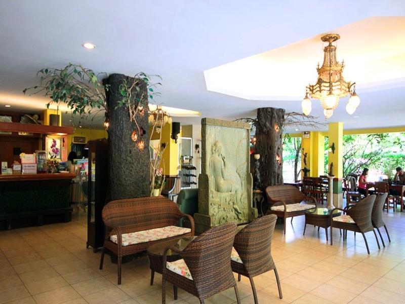 View Talay Place Hotel โรงแรมวิวทะเล เพลส
