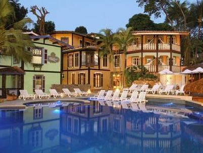 Porto Pacuiba Hotel