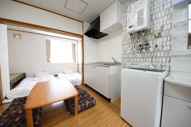 Higashi Sapporo TANIFUJI ROOM B 205