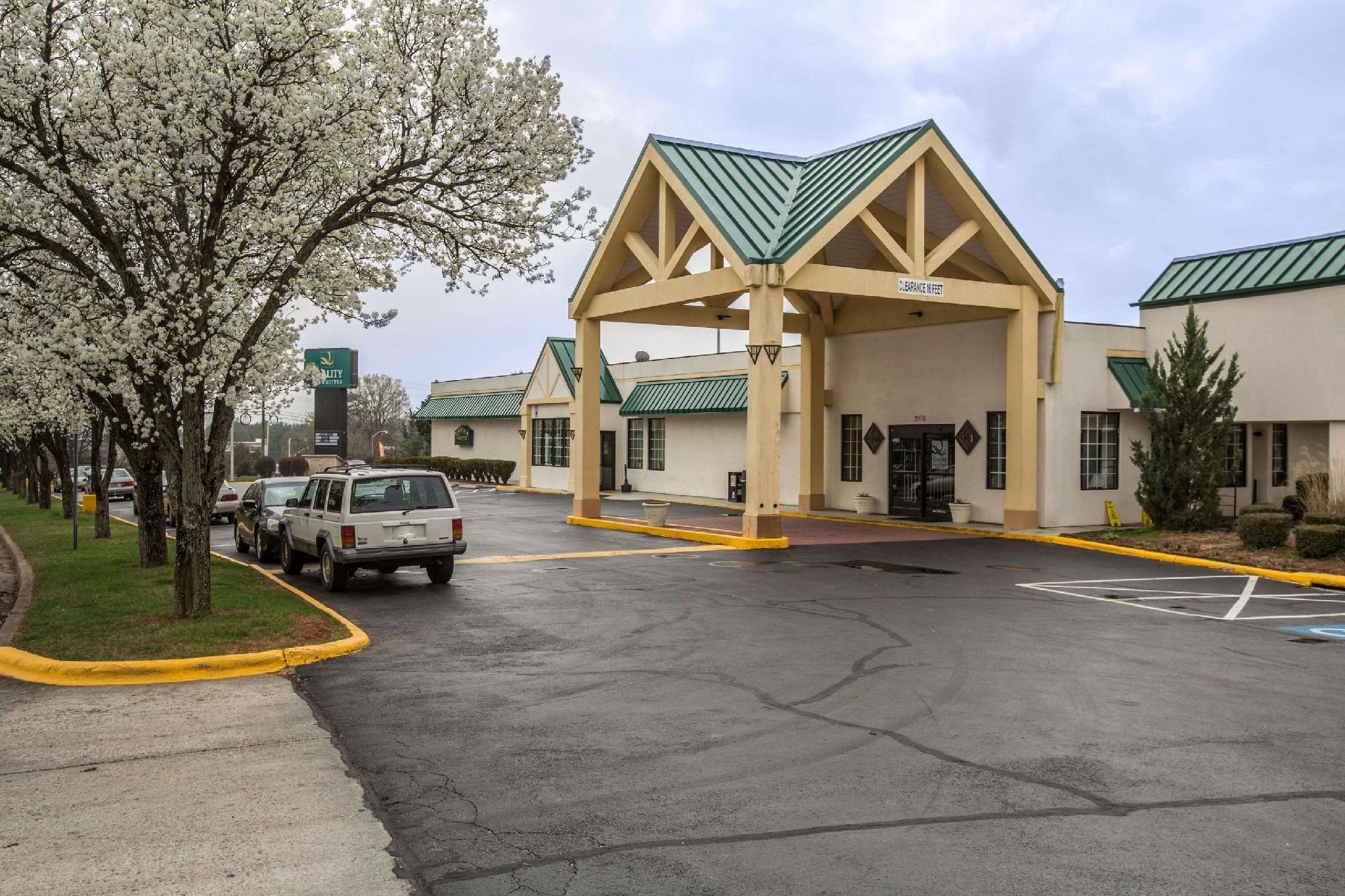 Quality Inn And Suites Hanes Mall