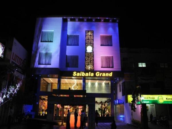 Hotel Saibala Grand Near Airport Chennai