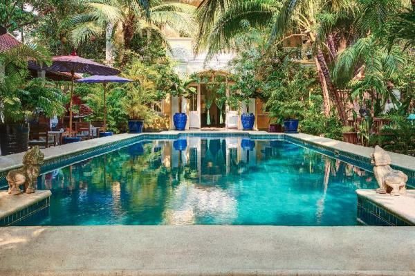 The Pavilion Hotel - Phnom Penh, Cambodia - Great discounted