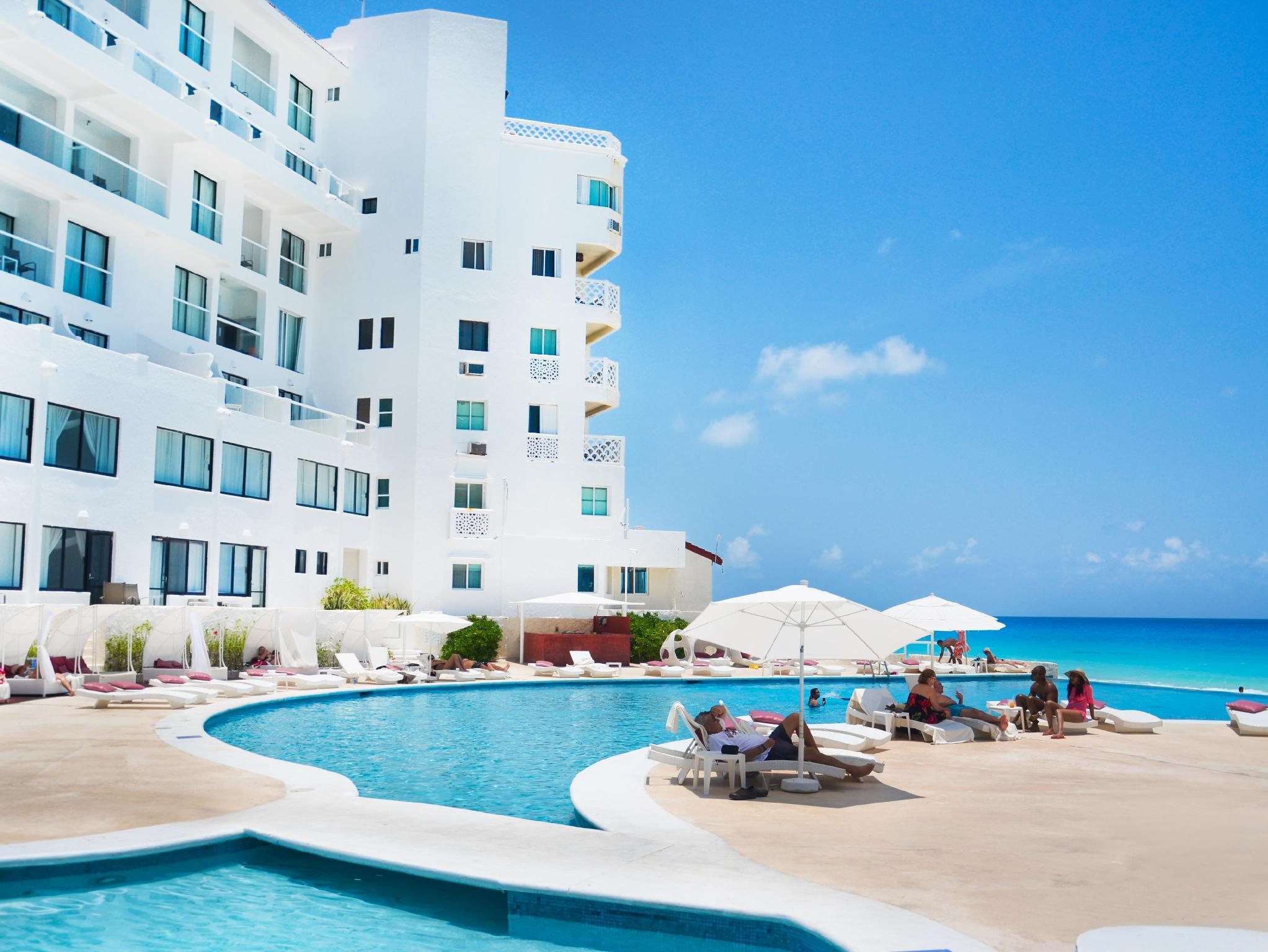 Bel Air Collection Hotel And Spa Cancun All Inclusive