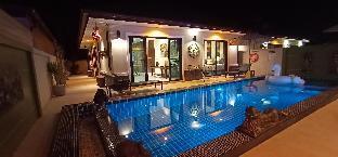 [アオナン]ヴィラ(367m2)| 3ベッドルーム/3バスルーム Sila Thai Pool Villa 2