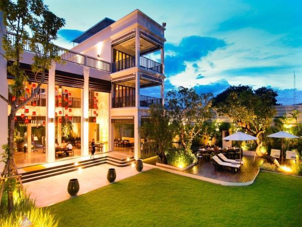 Aruntara Riverside Boutique Hotel Chiang Mai