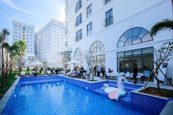 Saigon Garden Hill Apartment & Resort Ho Chi Minh City