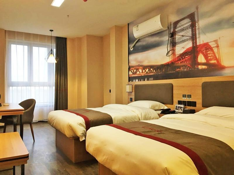 Thank Inn Plus Hotel Henan Anyang Longan District Zhongzhou Road
