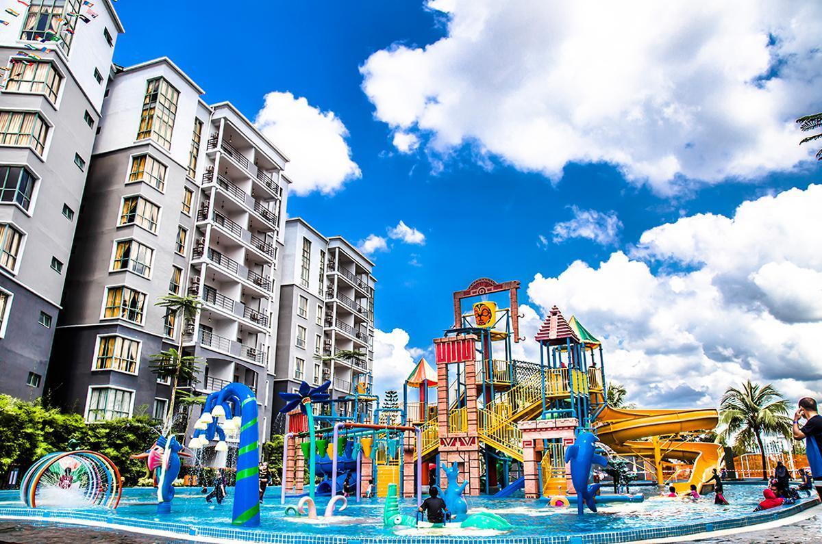 Pirate Island Resort And Theme Park Melaka