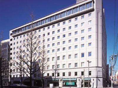Hotel Grand Terrace Sendai Kokubun Cho
