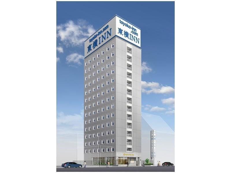 Toyoko Inn Tokyo Hachioji Eki Kita Guchi