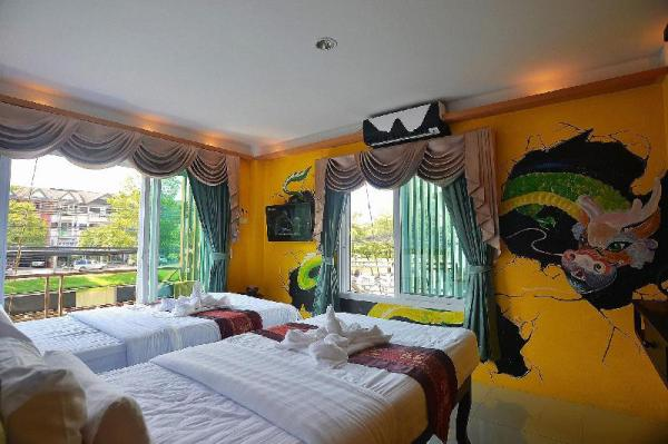First Station Hotel Chiang Mai