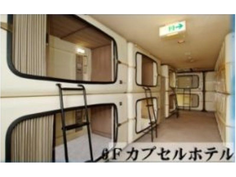 Sauna Capsule Hotel Core 21