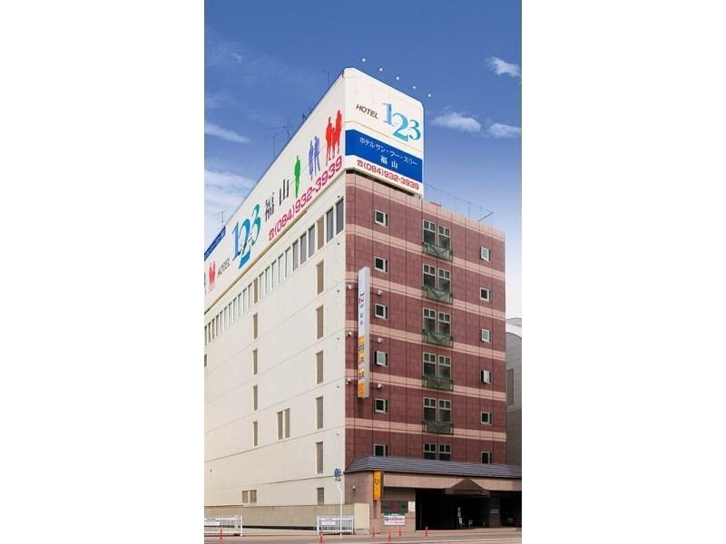 Hotel 1 2 3 Fukuyama