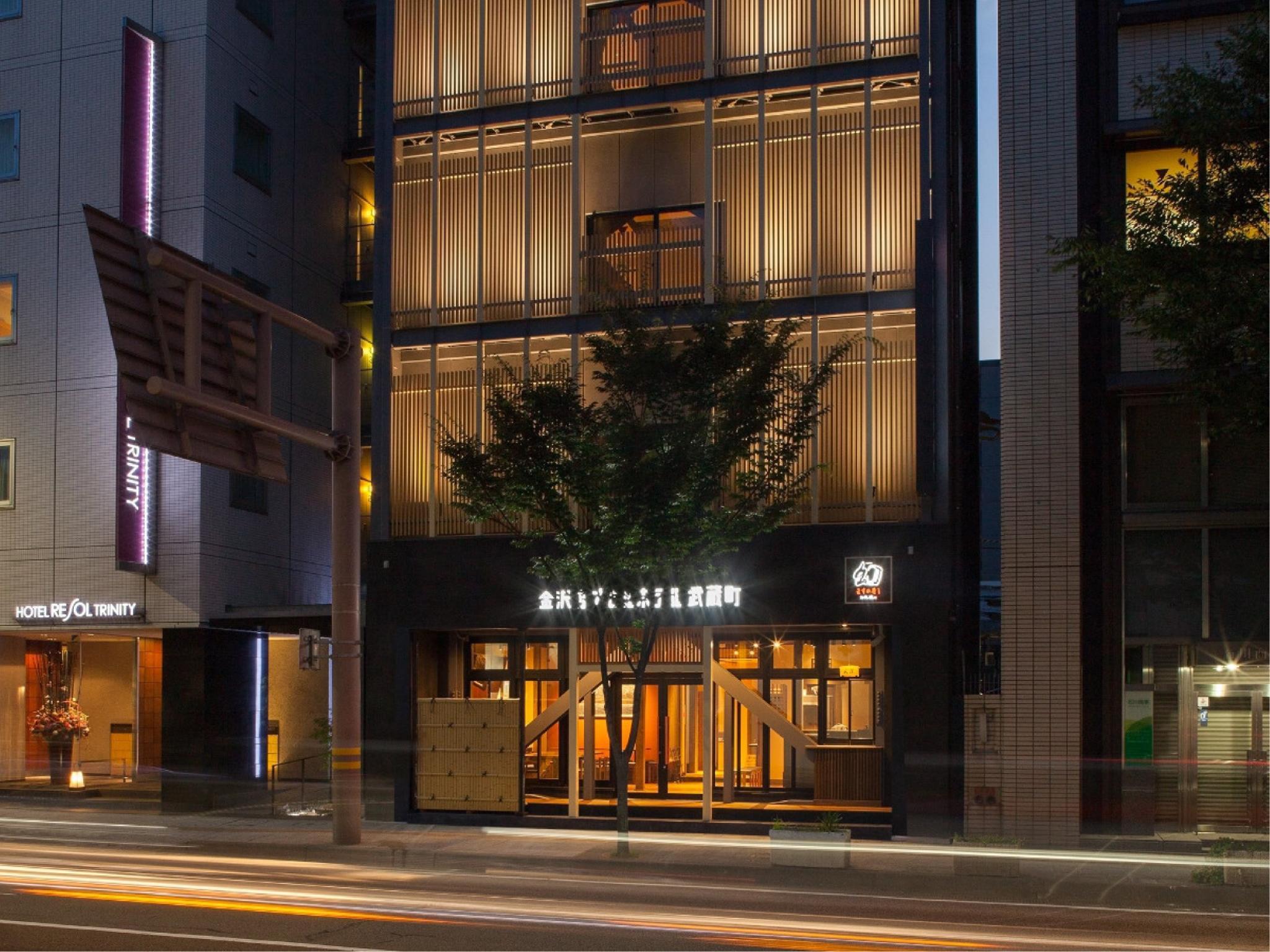 Kanazawa Capsule Hotel Musashimachi