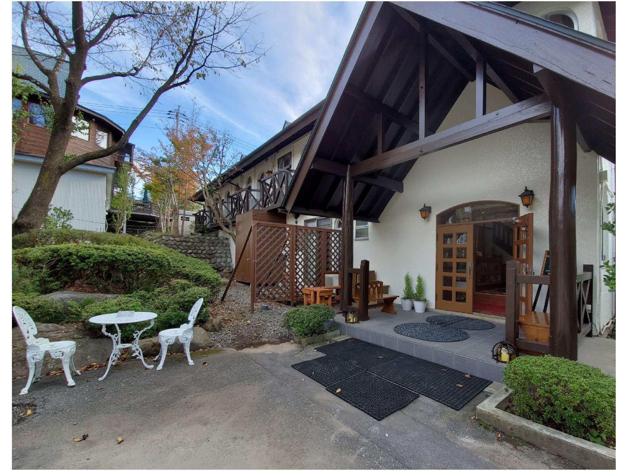 Yatsugatake Lodge Atelier