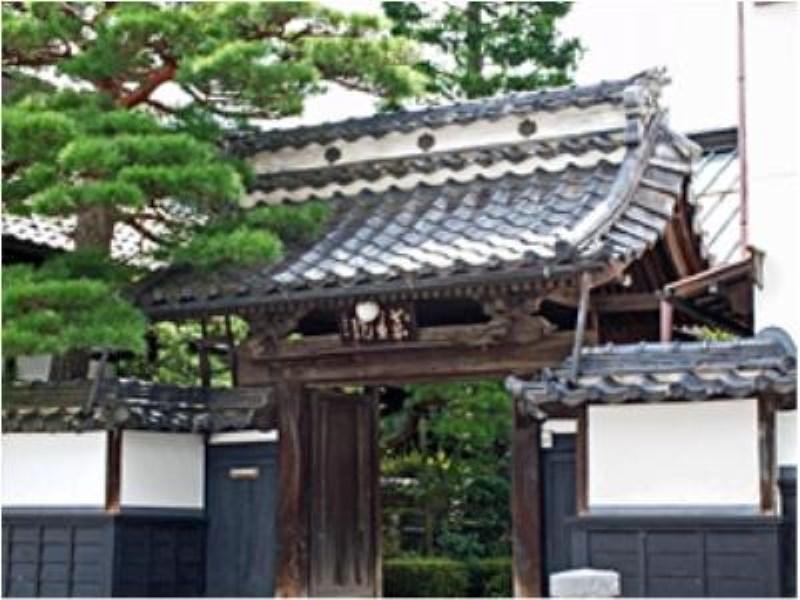 Shinshu Zenkoji Yakuoin