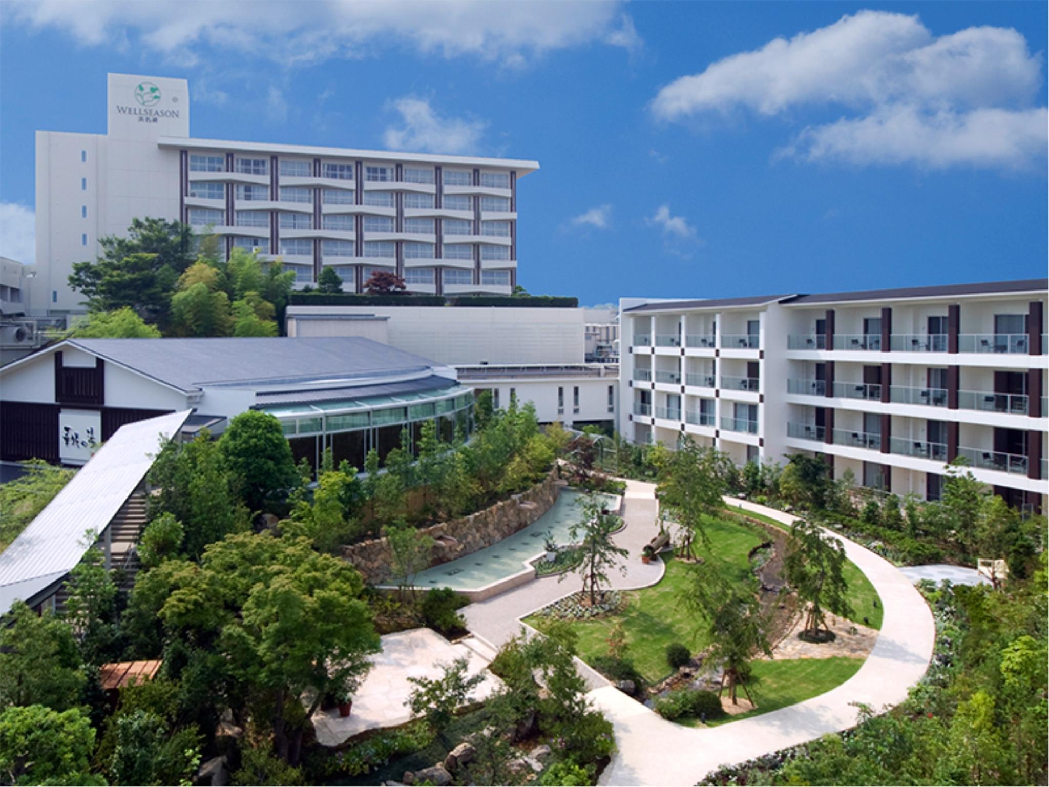 Hotel Wellseason Hamanako