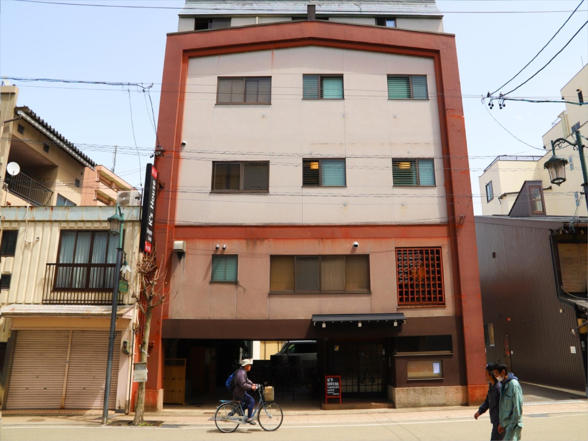 K's House Takayama Oasis