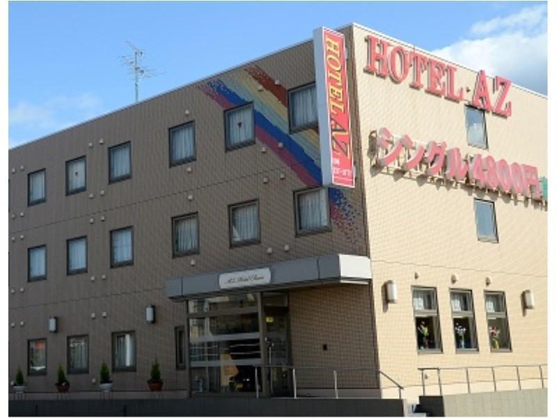 HOTEL AZ Kumamoto Kashima Ten