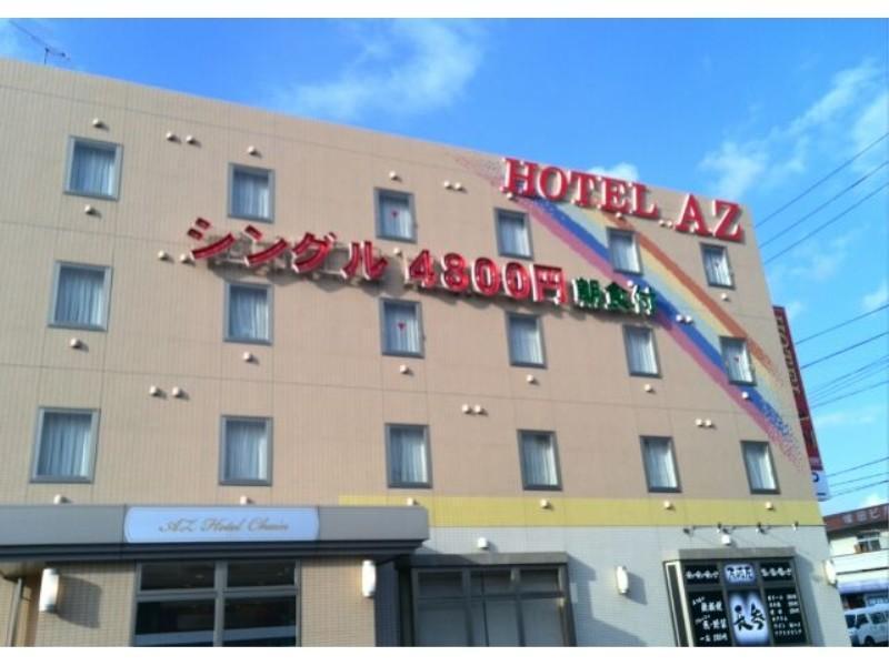 HOTEL AZ Kumamoto Hokubu Ten