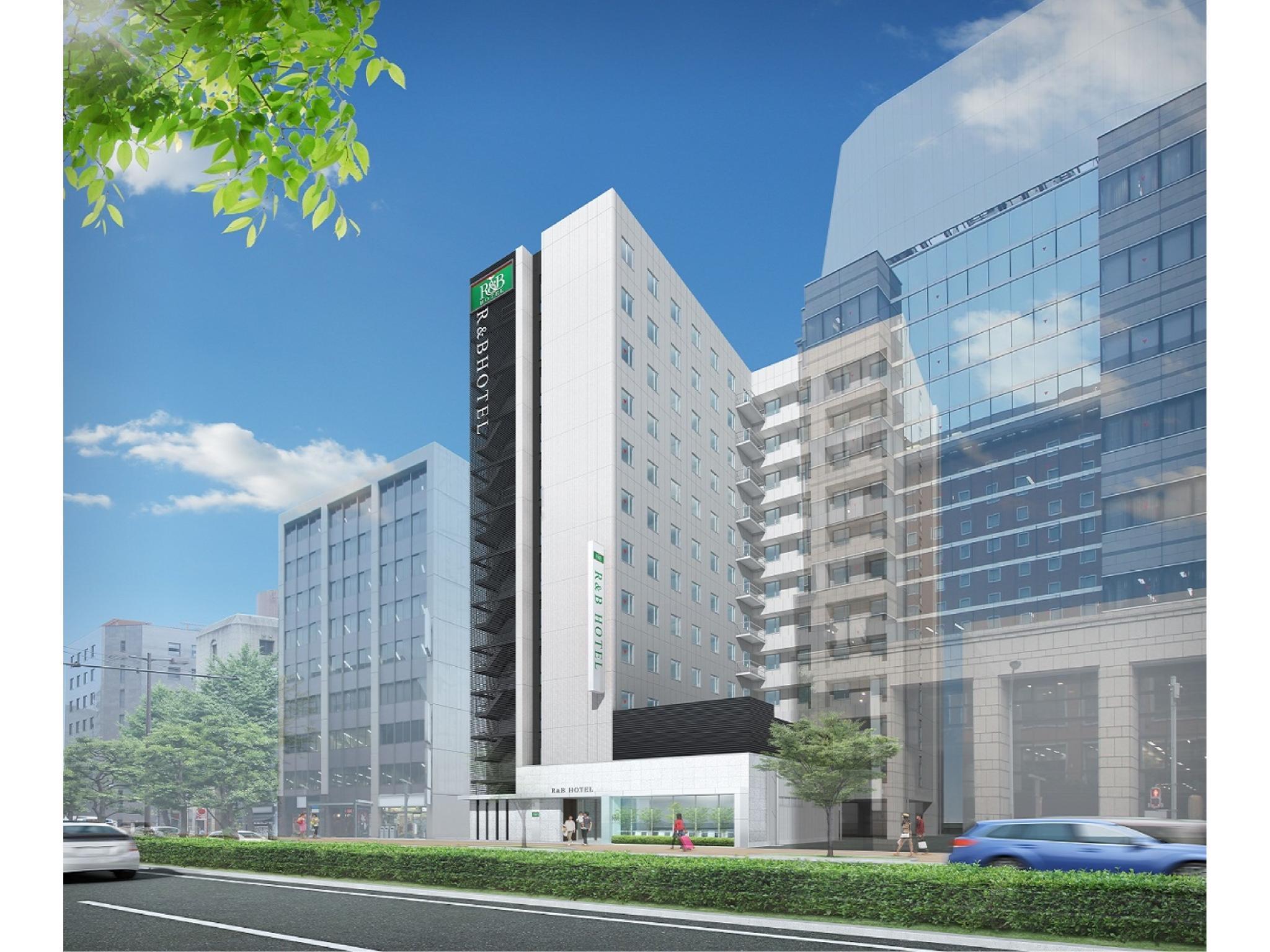 RandB HOTEL Hakata Ekimae Dai2