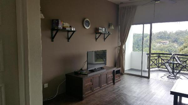 B123A2 Silverpark Resort @ 2 Rooms Apartments Fraser Hill