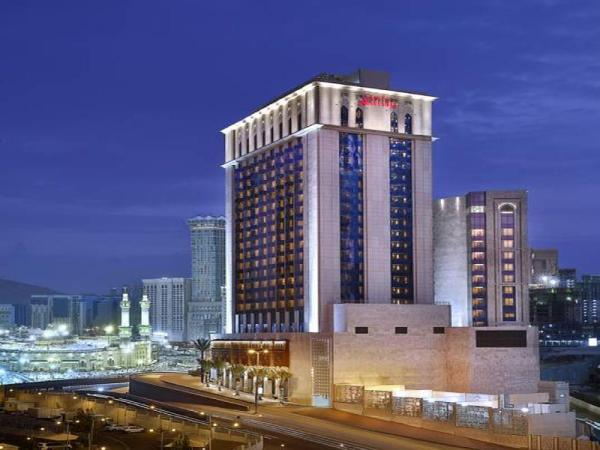Makkah Marriott Hotel Mecca