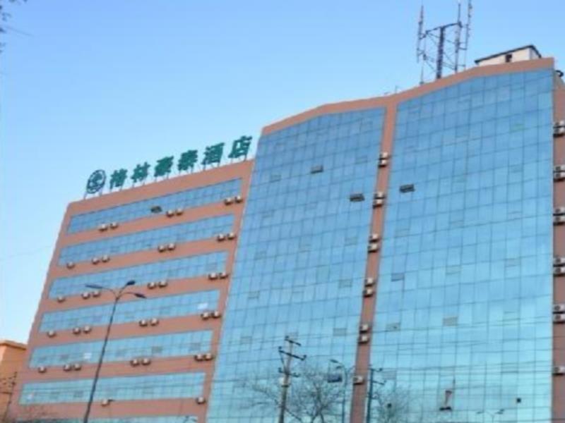 GreenTree Inn Taiyuan South Station Hotel