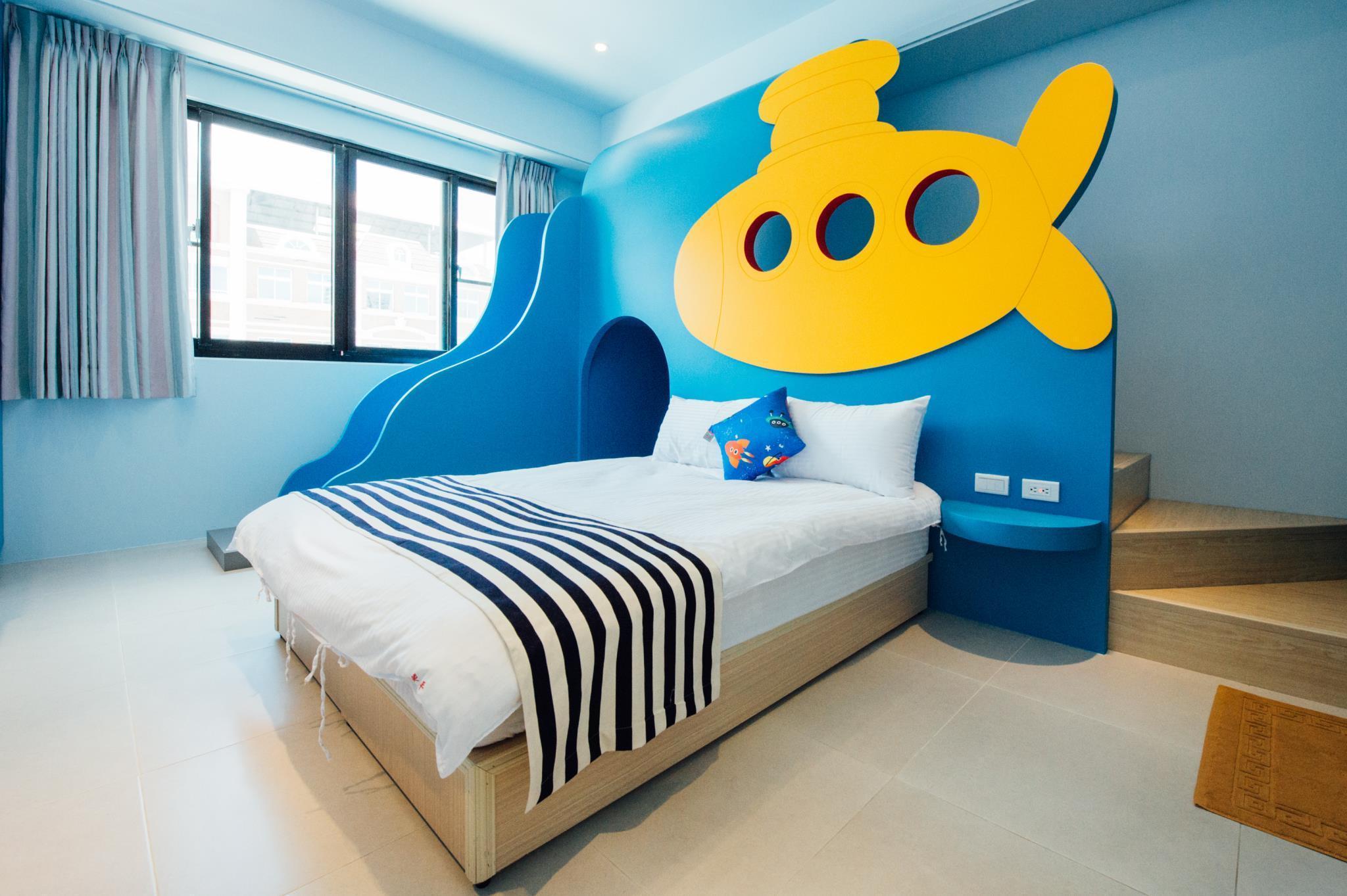 YellowKite Inn Hotel Tainan