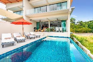 Villa Sol  - Sea View  Pool Villa 1km to the Beach วิลลา 3 ห้องนอน 4 ห้องน้ำส่วนตัว ขนาด 300 ตร.ม. – หาดบ่อผุด