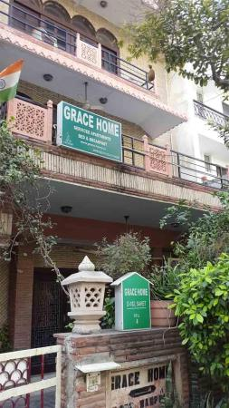 Grace Home Bed and Breakfast New Delhi and NCR