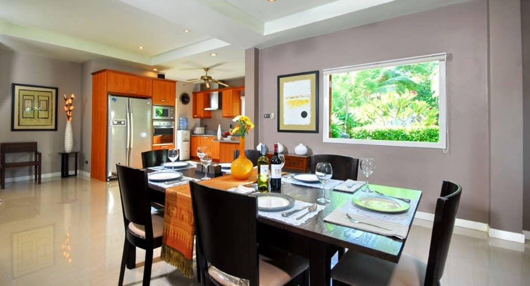 4 Bedroom Villa In Chaweng  P1