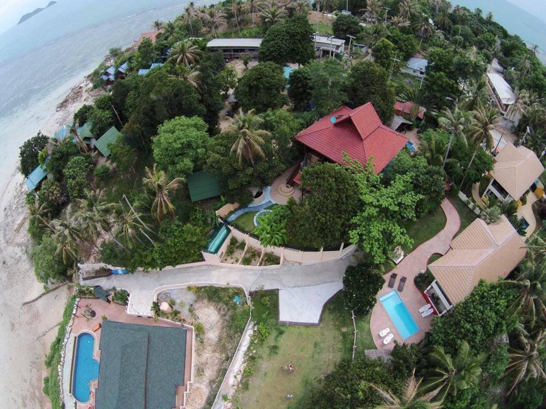 10 Bedroom Twin Beachfront Villas Koh Phangan