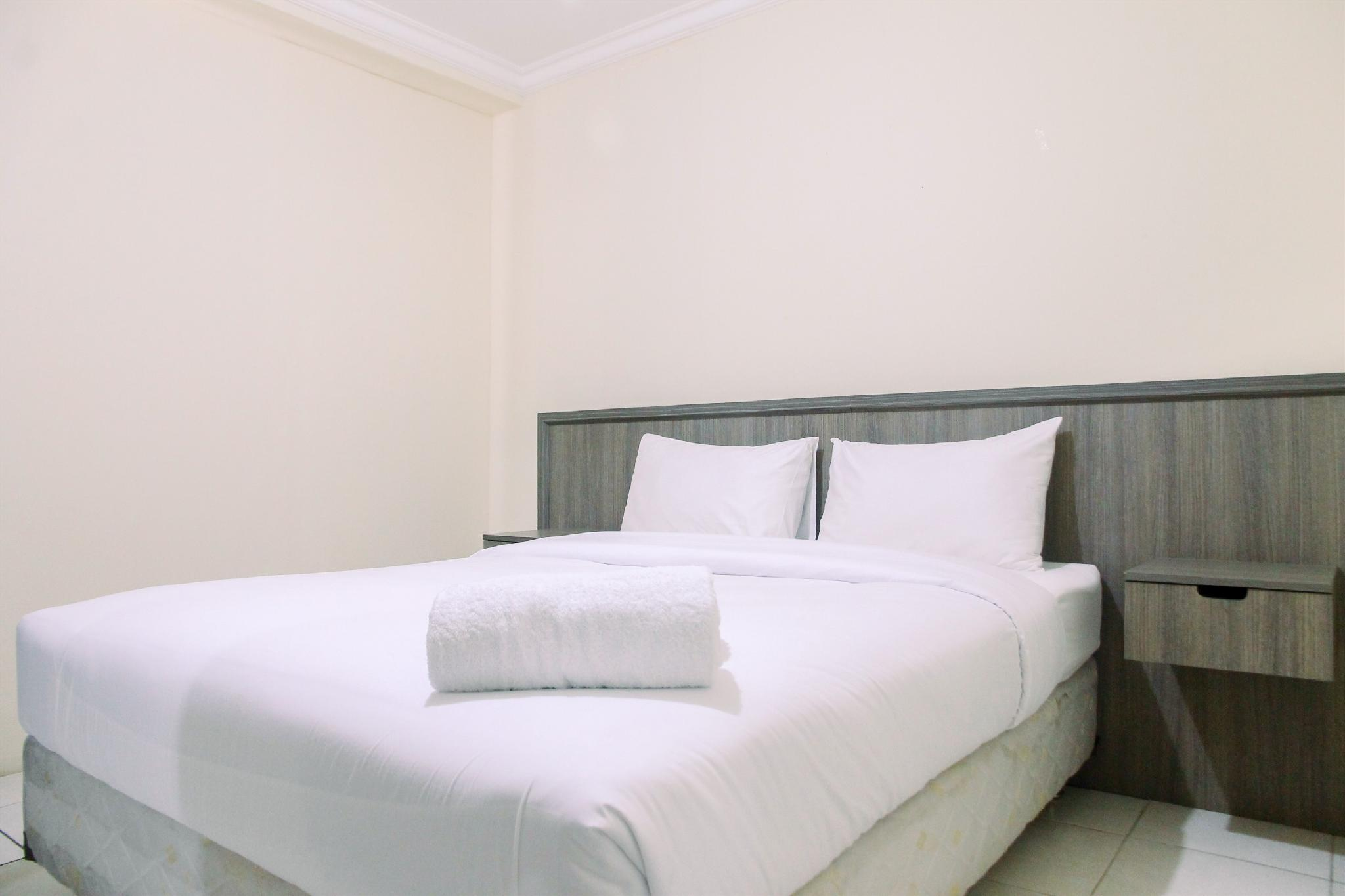 2BR Cozy Apt Great Western Serpong By Travelio