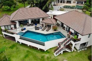 [バンポル]ヴィラ(1500m2)| 1ベッドルーム/1バスルーム 1 Bedroom Sea View Villa Angthong Hills