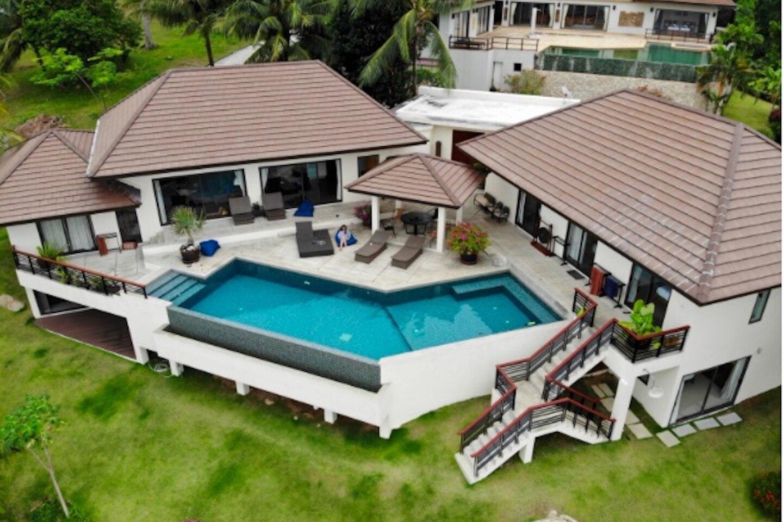 1 Bedroom Sea View Villa Angthong Hills วิลลา 1 ห้องนอน 1 ห้องน้ำส่วนตัว ขนาด 1500 ตร.ม. – บางปอ