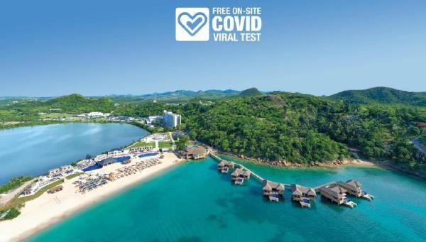 Royalton Antigua Resort and Spa - All Inclusive Five Islands