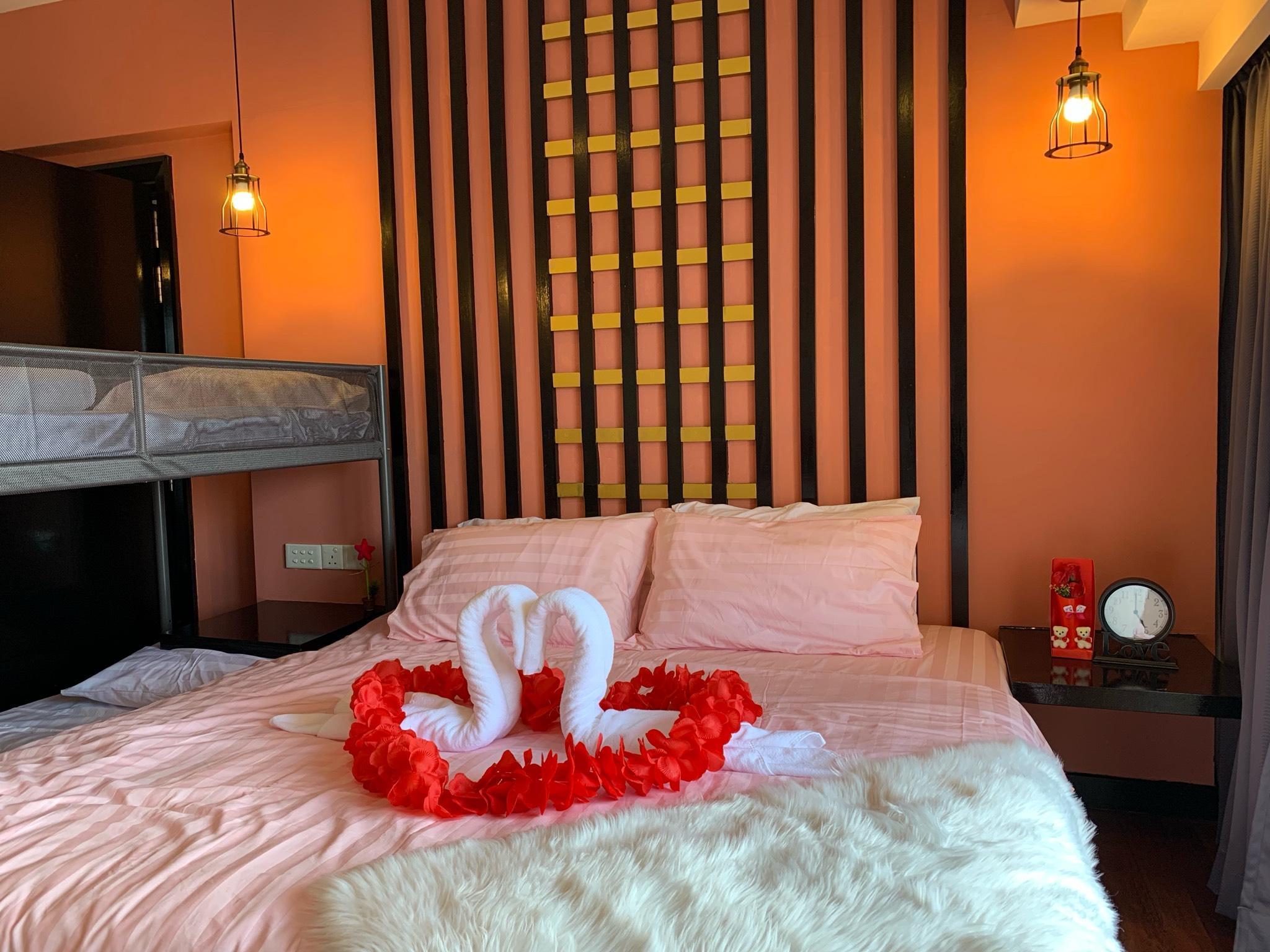Luxurious Resort Suites Connected SunwayPyramid05