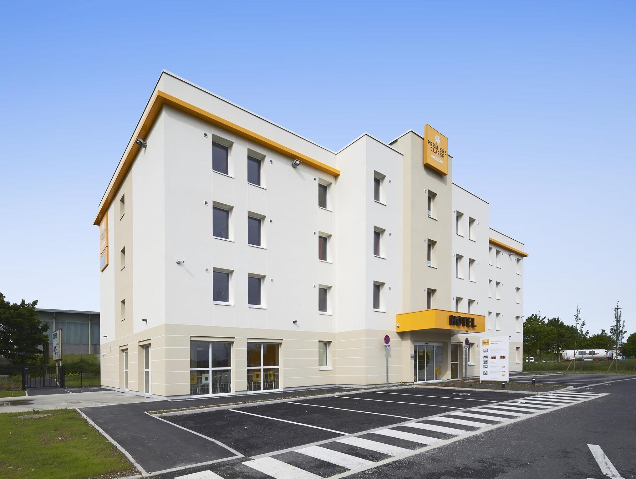 Premiere Classe Arras Saint Laurent Blangy Parc Expo Hotel