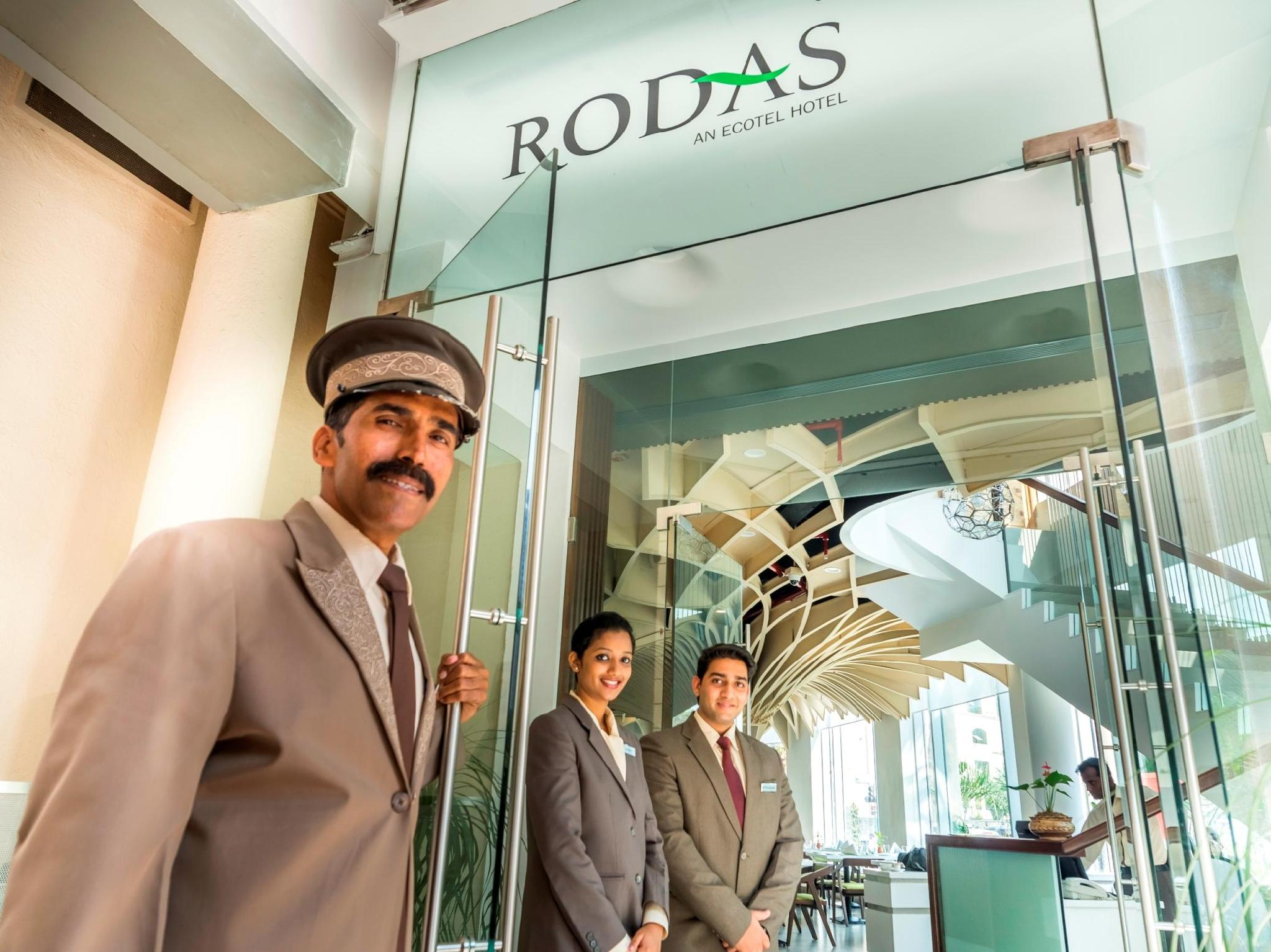 Rodas An Ecotel Hotel