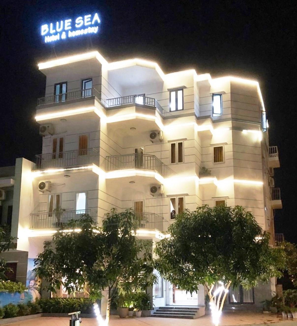 Blue Sea Hotel And Homestay Ha Long